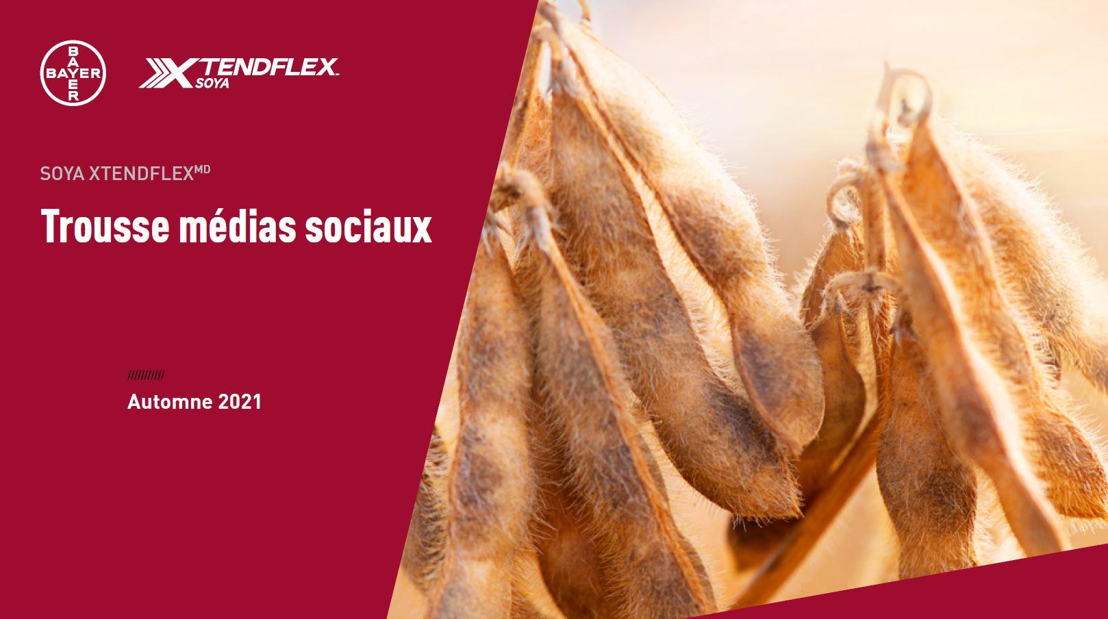 XtendFlex Social Kit French