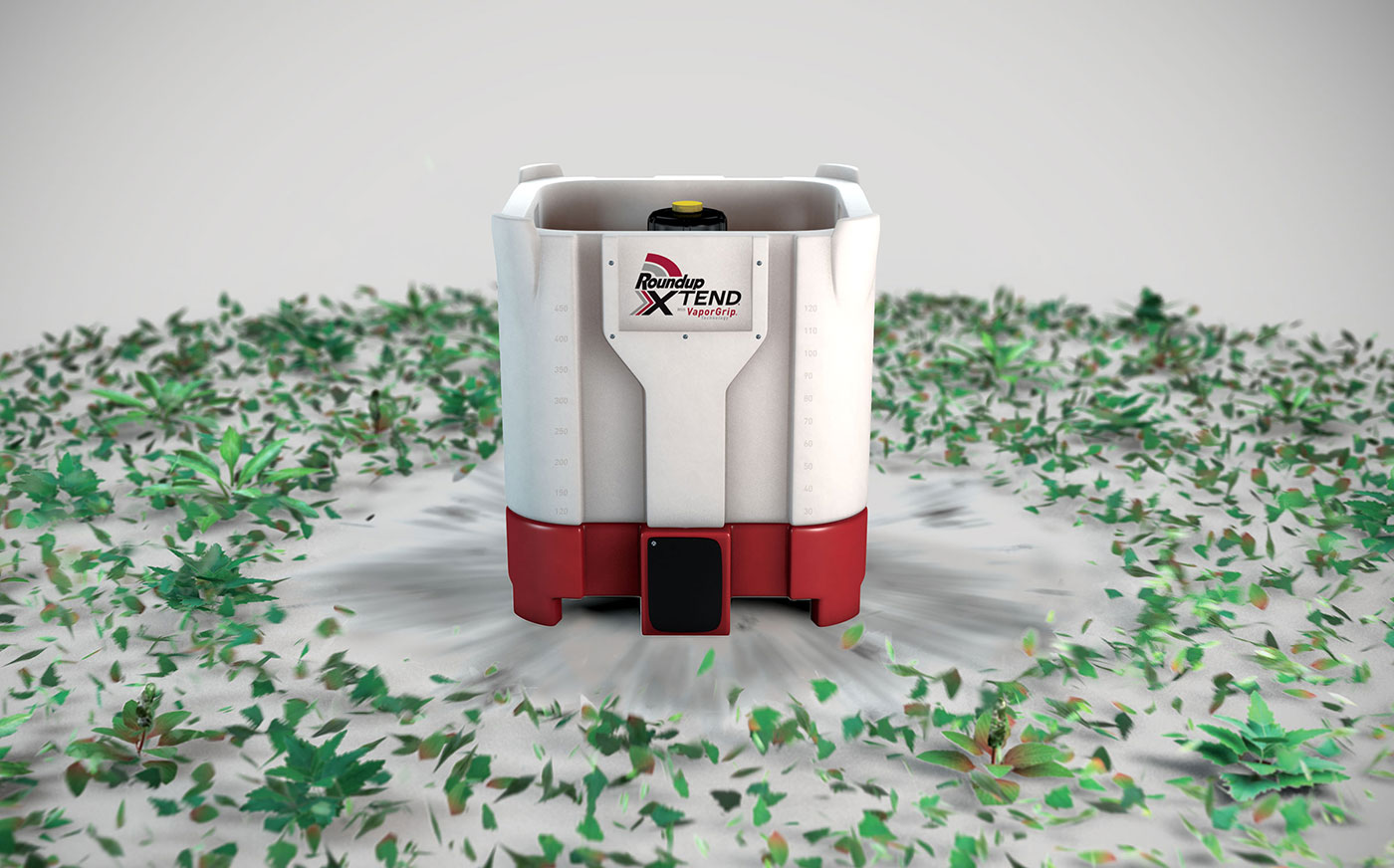 Roundup Xtend Herbicide with VaporGrip Technology